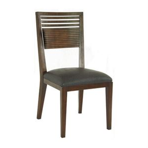 Maria Yee Laguna Leather Side Chair