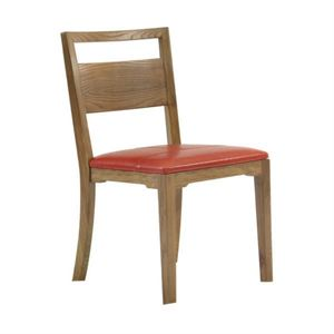 Maria Yee Sausalito Leather Side Chair