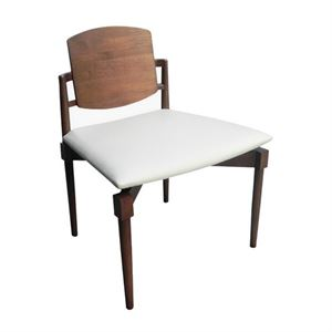 Maria Yee Lucida Fabric Side Chair