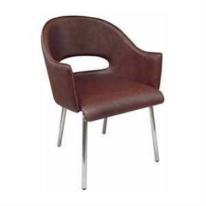 Maria Yee Avalon Leather Armchair