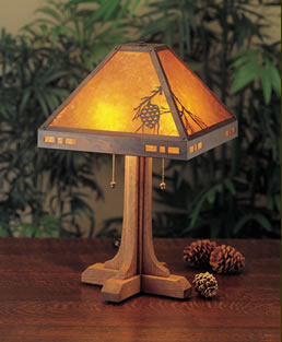 Mica Pasadena Table Lamp