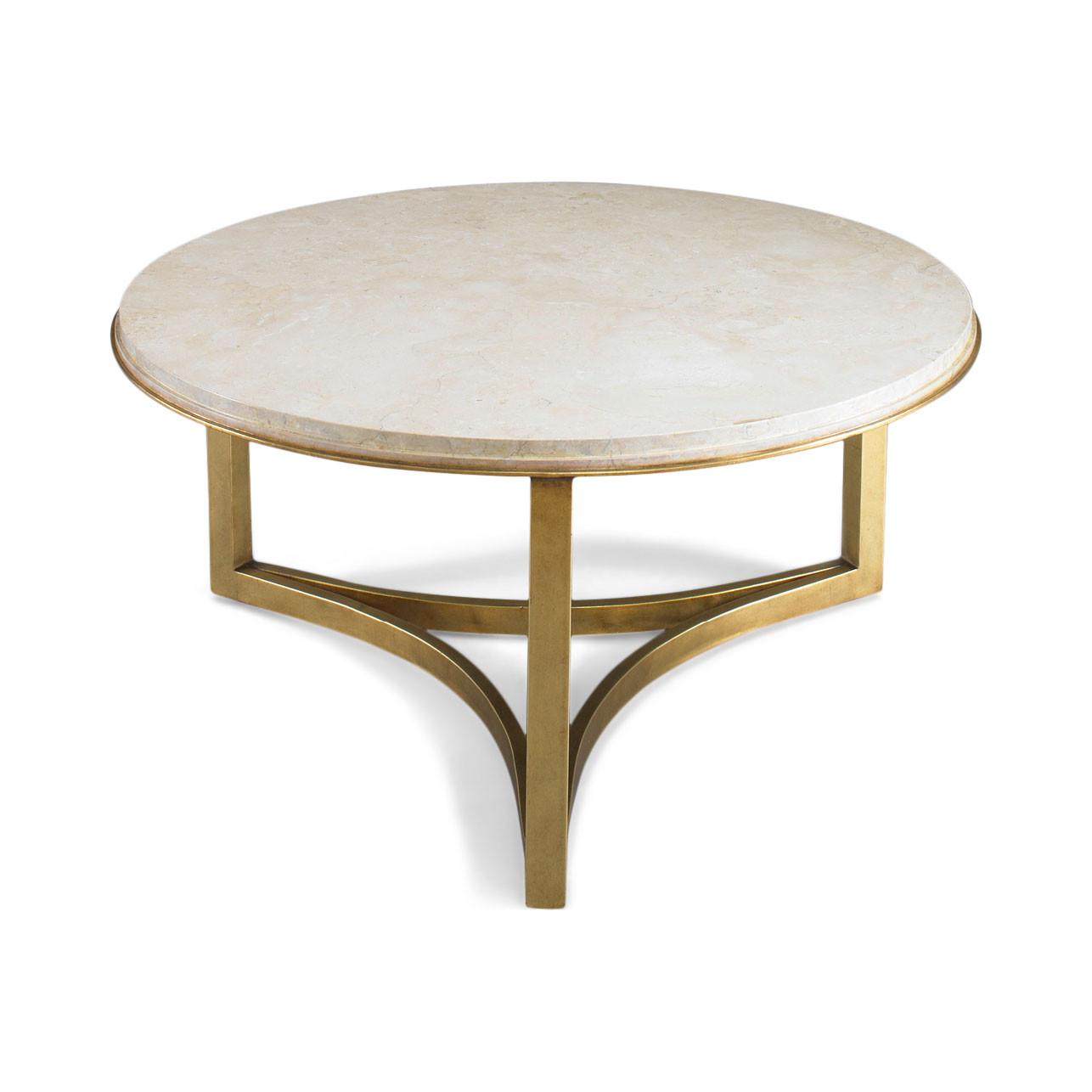 Dwell Studio Milo Travertine Coffee Table