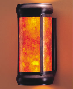 Mica Open Top Lantern