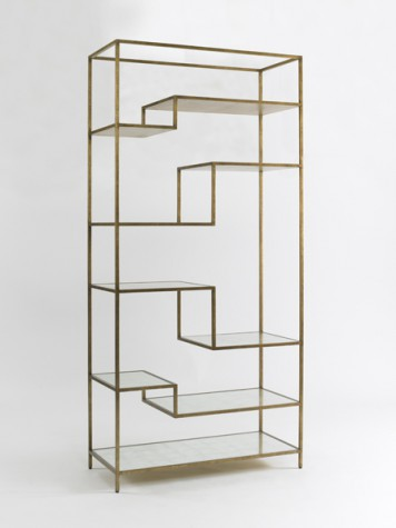 Dwell Studio Mansfield Etagere Mitrani At Home