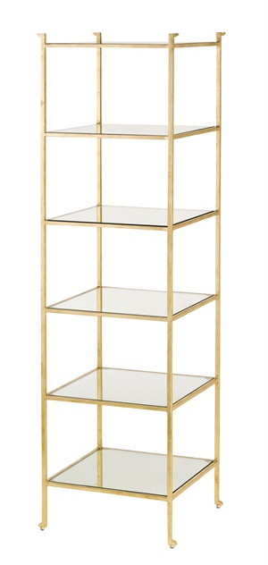 Delano Etagere, Narrow