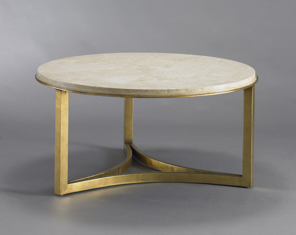 Dwell Studio Milo Cocktail Table - Travertine