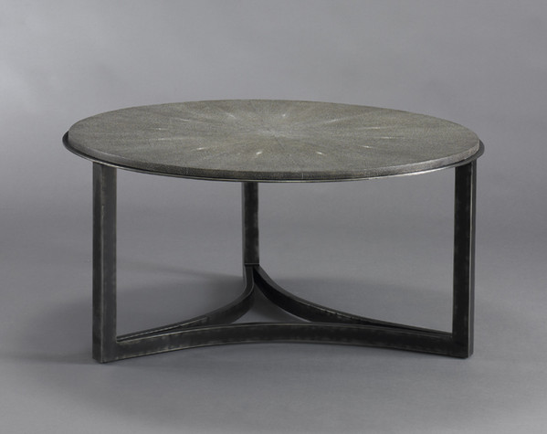 Dwell Studio Milo Cocktail Table - Shagreen
