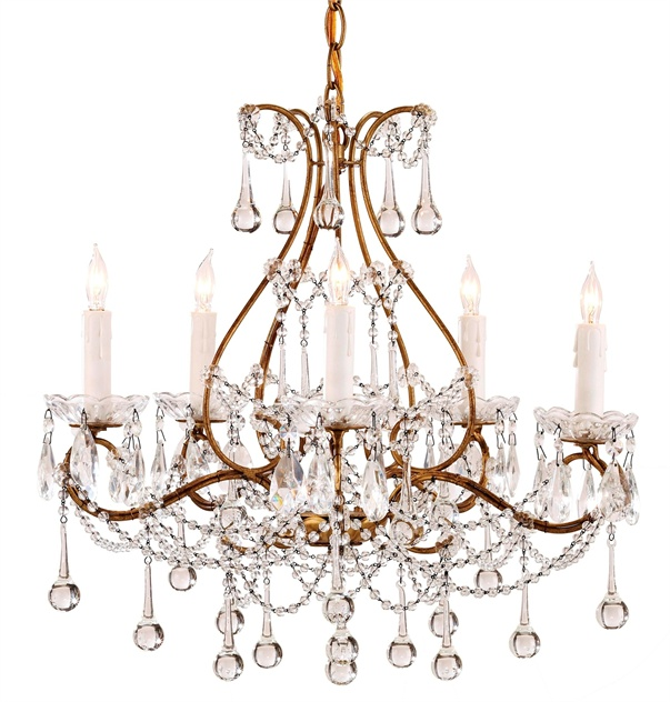 Paramour Chandelier Light