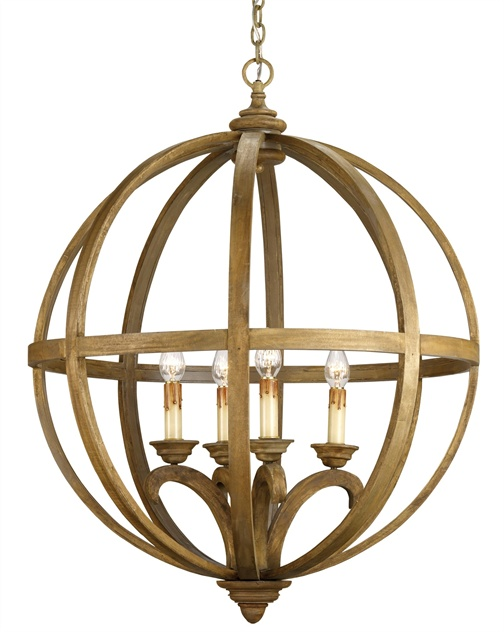 Axel Orb Chandelier Lighting