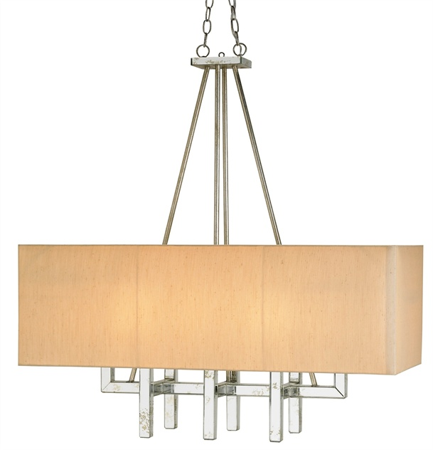 Eclipse Rectangular Chandelier