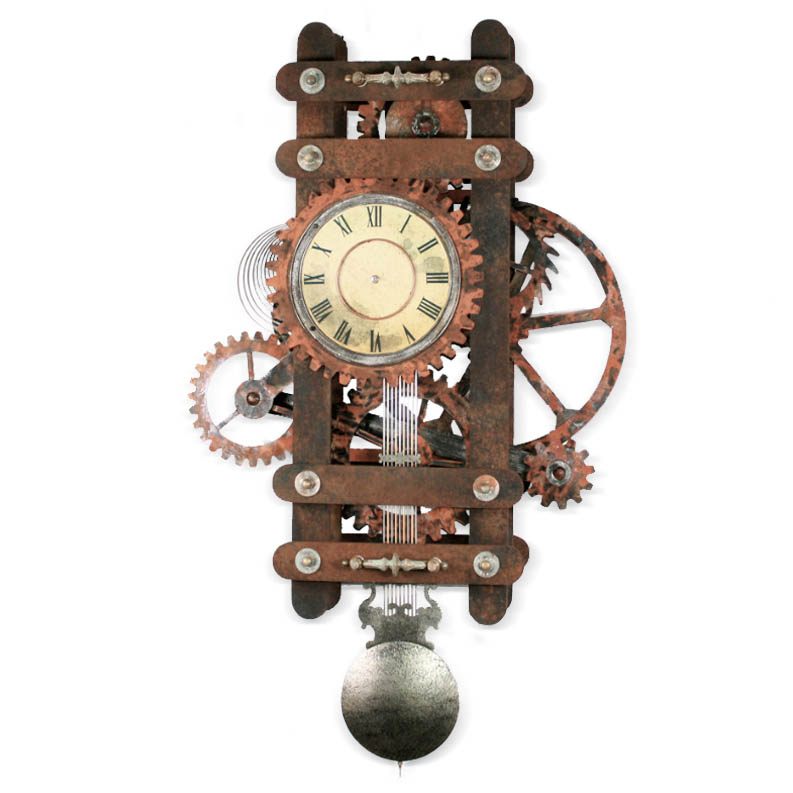 Luna Bella Amadeus Wall Clock