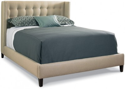 Upholstered Bed- P124