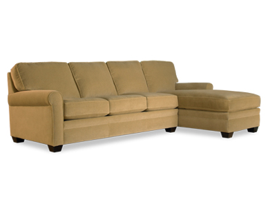 American Leather Braxton Sectional
