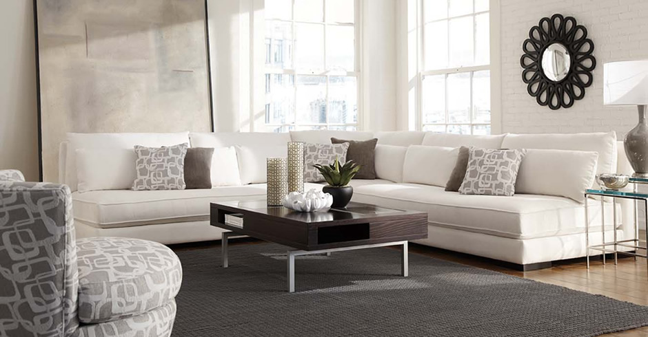Younger Furniture Chill Sectional