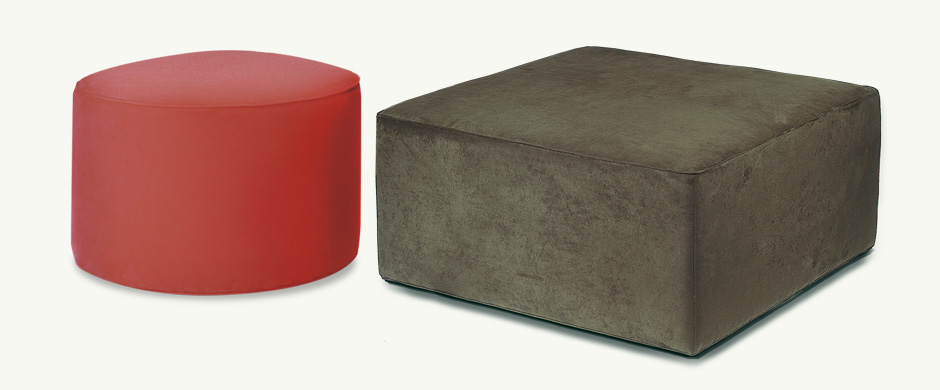 Younger Furniture Cocktail Ottoman