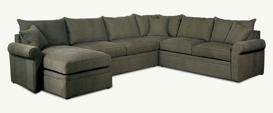 Younger Furniture Dallas Sectional