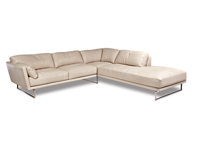 American Leather Graham Sectional