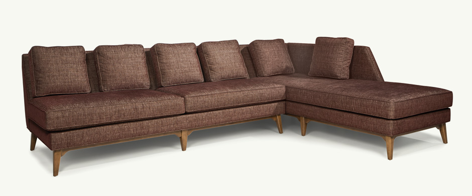 Younger Furniture Harper Sectional