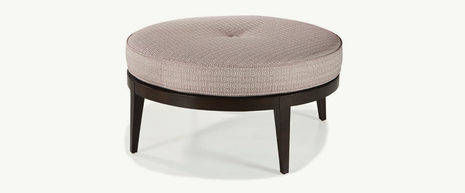 Younger Furniture Ida Round Ottoman