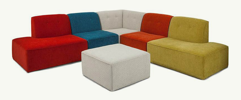 Younger Furniture Studio Modular Sectional