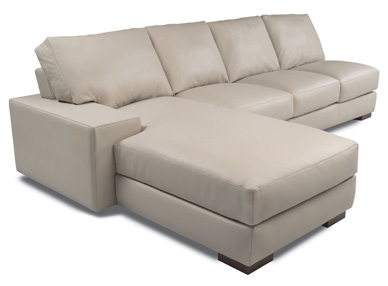 American Leather Oak Park Sectional