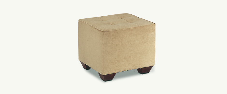 Younger Furniture Ottoman 1042