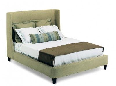 Upholstered bed- P116
