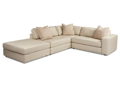 American Leather Steve Sectional