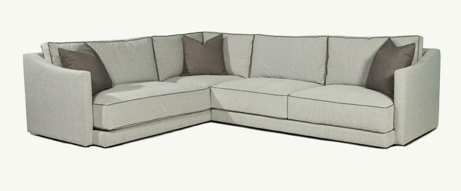Younger Furniture Tribeca Collection Sectional