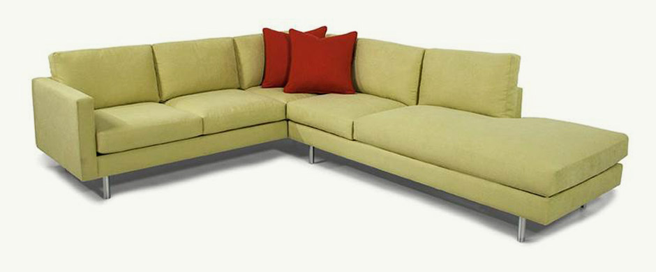 Younger Furniture Vice Sectional