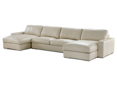 American Leather Westchester Sectional