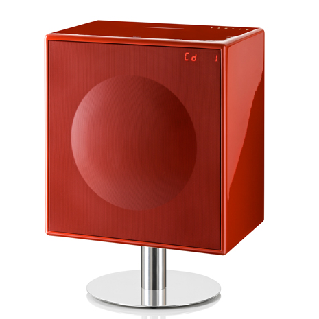 Geneva Sound System Model XL Wireless / Red