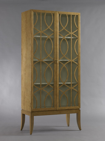 Dwell Studio Gate Armoire - French Oak