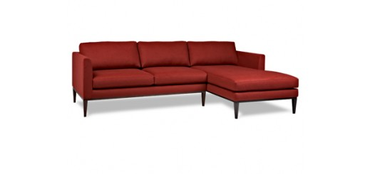American Leather Henely Sectional