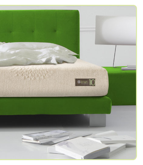 Hevea Natural Latex Mattress