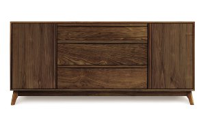 Copeland Catalina 1 Door on either side of 3 Drawers Buffet