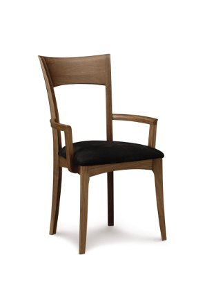 Copeland Catalina Ingrid Armchair in Walnut