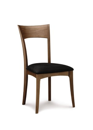 Copeland Catalina Ingrid Sidechair in Walnut