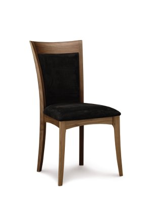 Copeland Catalina Morgan Sidechair in Walnut