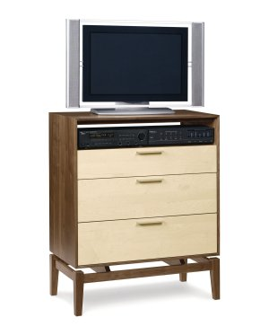 Copeland SoHo 3 Drawer + TV Organizer