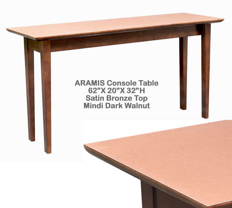 Indo Puri Aramis Console Table