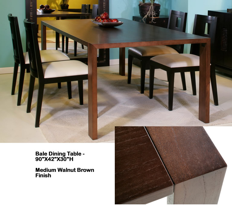 Indo Puri Bale Dining Table