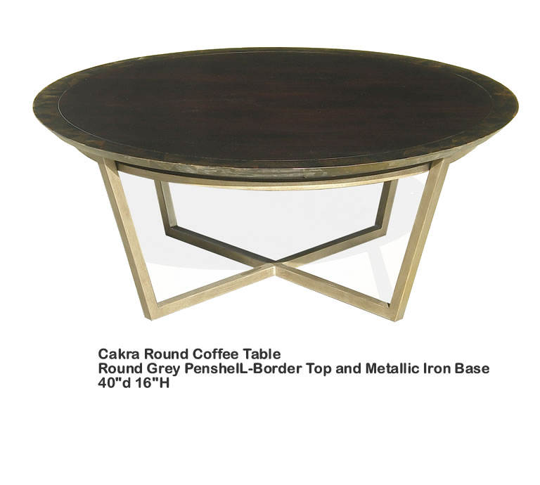 Indo Puri Cakra Coffee Table