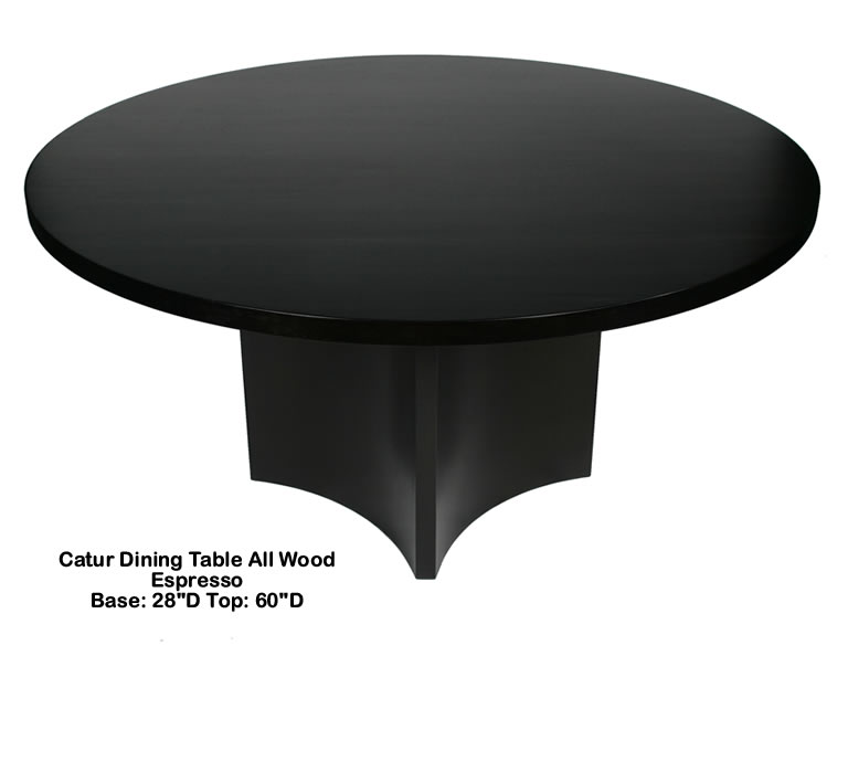 Indo Puri Catur Dining Table