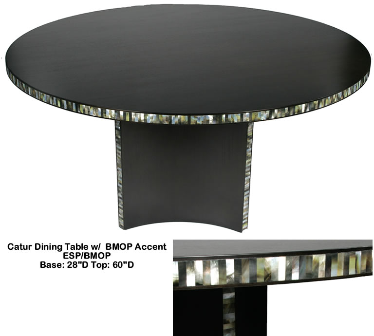 Indo Puri Dining Table BMOP