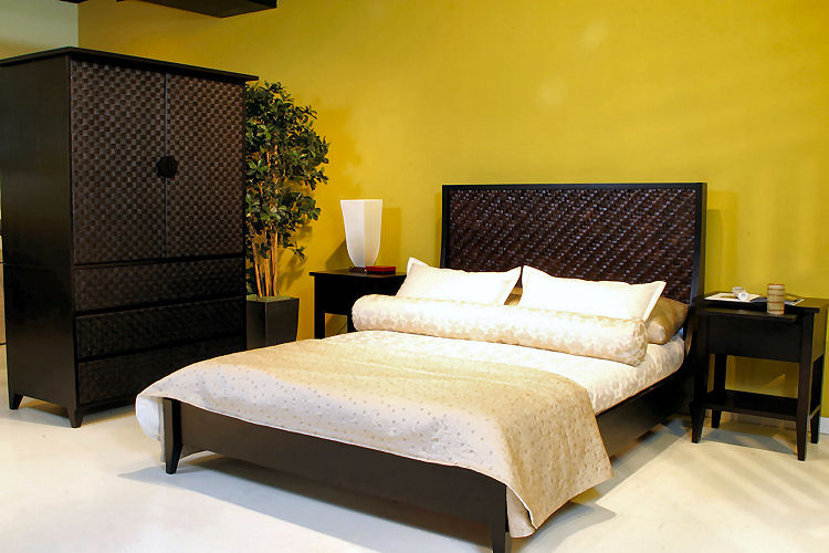 Indo Puri Chelle Bed