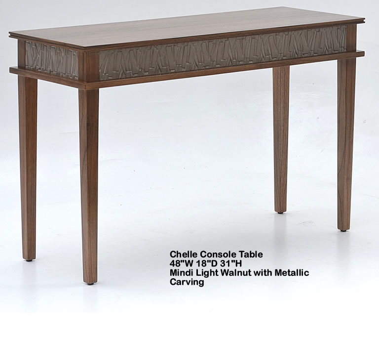 Indo Puri Chelle Console Table