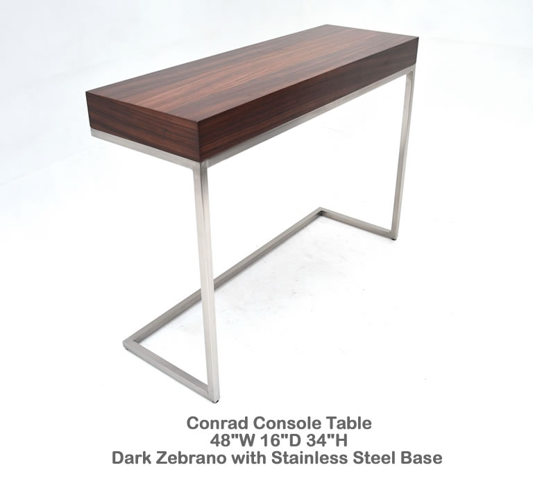 Indo Puri Conrad Console Table
