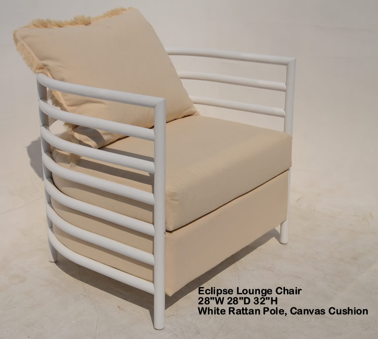 Indo Puri Eclipse Lounge Chair