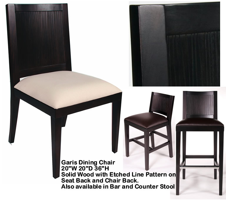 Indo Puri Garis Dining Chair